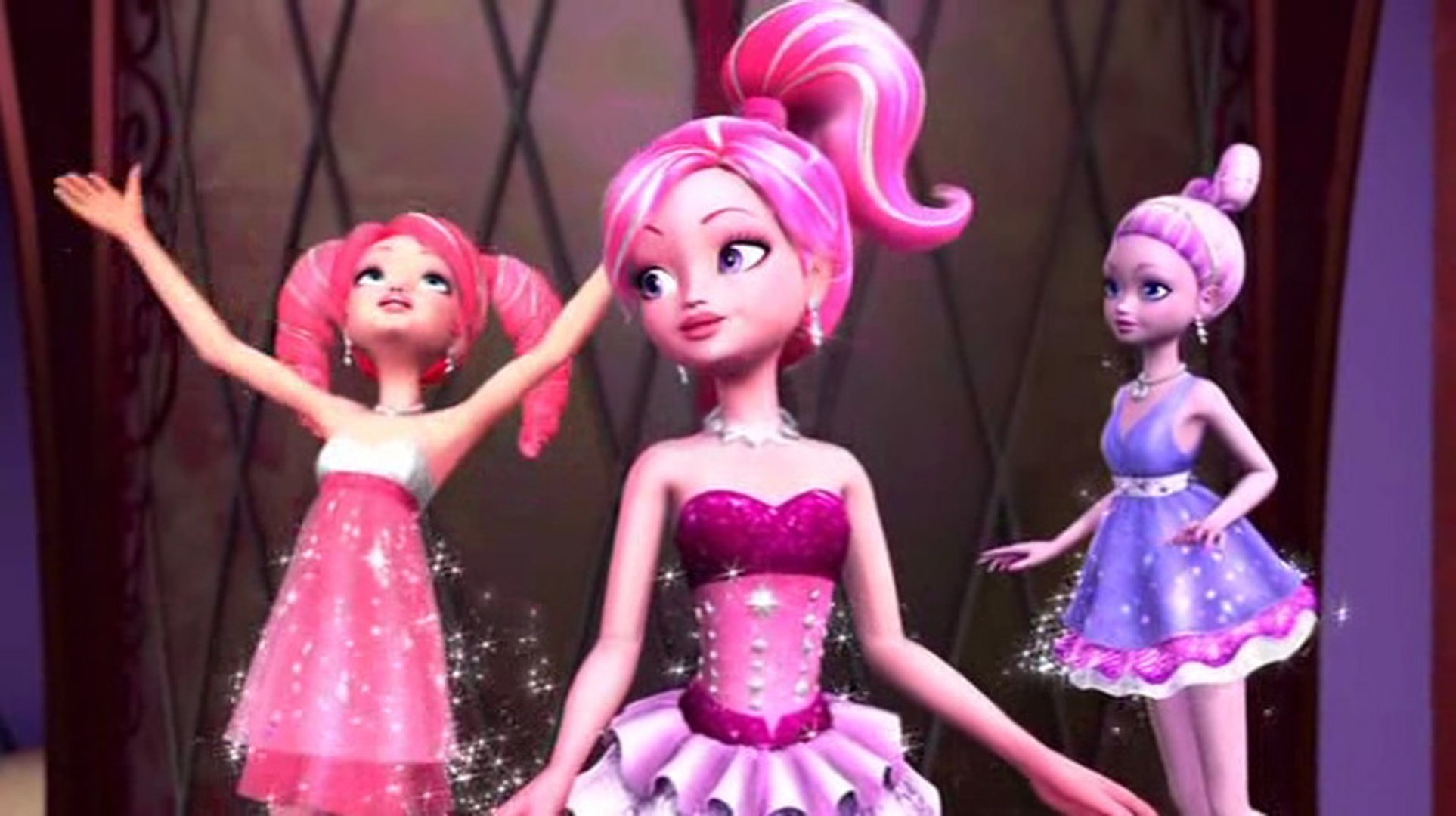Barbie A Fashion Fairytale Complite Video Part Ii Video Dailymotion