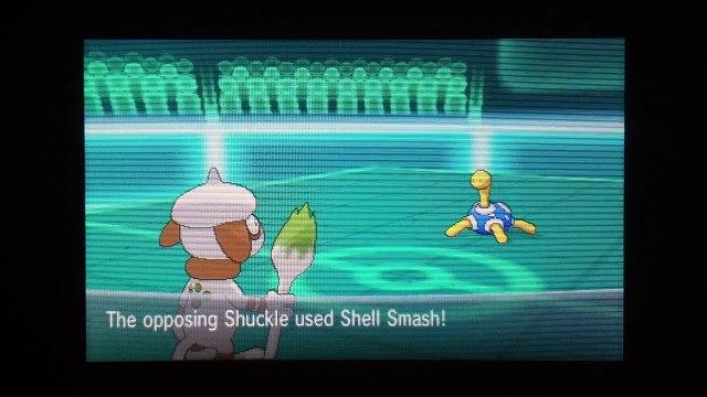 Pokemon X & Y WiFi Battle #66 Choice Banded Victini Breaking Down Walls