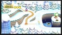 New Super Mario Bros. Wii - Ep. 5 - Slippy Slidey Fun Time!