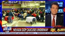 Hannity 2/23/16 - Sean Hannity at Donald Trump Nevada Caucus HQ, Donald Trump wins Nevada