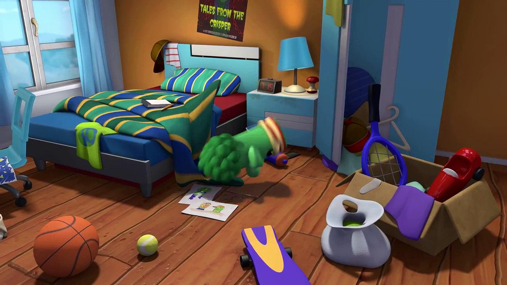 Veggietales Celery Night Fever Trailer Video Dailymotion
