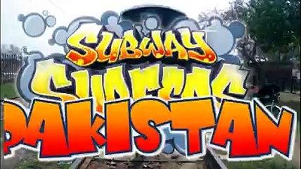subway surfers Pakistan funny video
