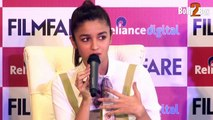 Alia Bhatt has a PERFECT response to shut Kamaal R Khan up! | Bollywood Celebs