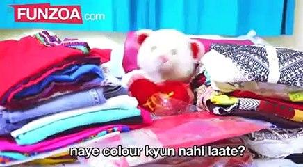ye pehnu k wo pehnu for girls funny video by funzoa