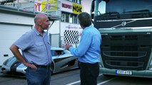 Volvo Trucks - Volvo Trucks vs Koenigsegg- a race between a Volvo FH and a Koenigsegg One-1