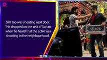 Shah Rukh Khan Cameo in Sultan Movie || Salman Khan, Anushka Sharma - Bollywood Focus