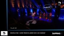 Nouvelle Star 2016: Elodie Frégé émue par un candidat, elle fond en larmes (Vidéo)