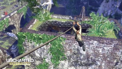 Uncharted 4 - Making-of #1 de Uncharted 4 : A Thief's End