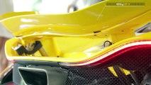 McLaren P1 vs Lamborghini Aventador. McLaren Club Indonesia