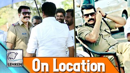 KASABA On Location | Mammootty Movie | Nithin Panicker