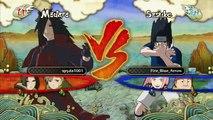Madara vs Sasuke: Naruto Shippuuden: Ultimate Ninja Storm 3 - LIVE Game Play