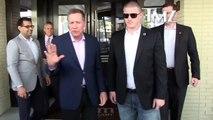 Arnold Schwarzenegger: I Got Governor John KasichIn The Palm of My Hand!