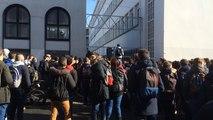 Les lycéens manifestent à Lorient contre le projet de loi El Khomri