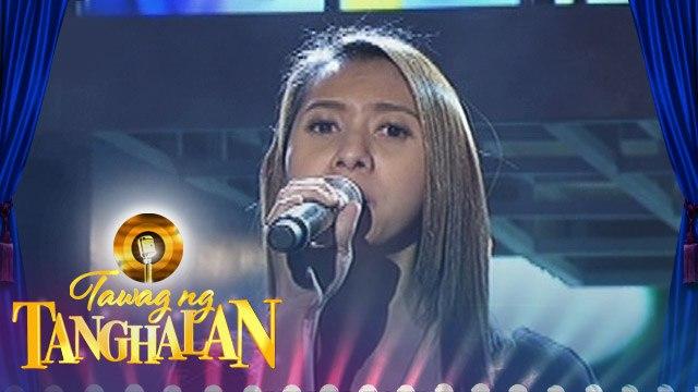 """Tawag ng Tanghalan: Rochelle Perey - """"Sino Ang Baliw"""""""