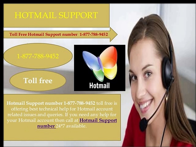 Dial now Hotmail support  1-877-788-9452 for Hotmail problems