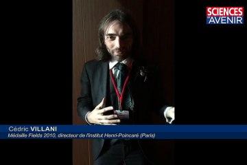 Cédric Villani à Dakar pour le Next Einstein Forum