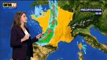 Littoral breton: 4 départements en vigilance orange vagues-submersion et vent