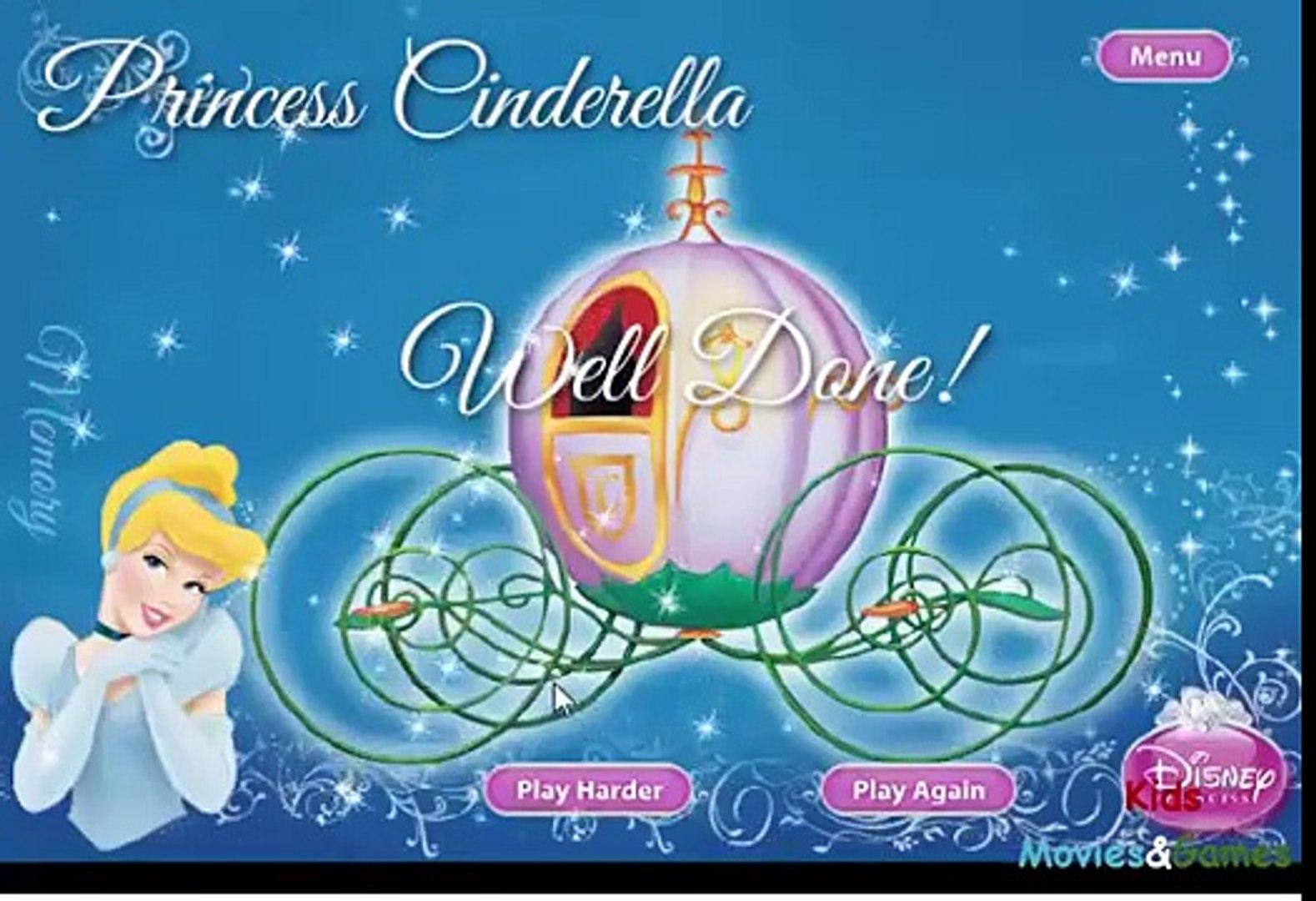 Disney Princess Cinderella Play Free Fun Games Movies Education For Kids