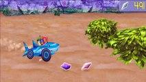 для мальчиков и девочек смотреть онлайн мультик команда умизуми машина акула катаемся по песку #3