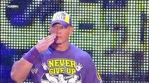 John Cena vs. Kane FULL-LENGTH MATCH - SmackDown -- Lumberjack Match