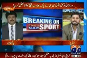 Venue is Shifted to Kolkata, What's the problem mow for Pakistan team. Indian Journalist to Hamid Mir