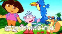 Dora The Explorer ABC Song Alphabet Song ABC Nursery Rhymes ABC