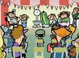 [Cartoni] Mr. Bean Cartoon  Super Marrow