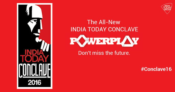 India Today Conclave 2016 - Day 1 Teaser