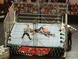 John Cena Vs Undertaker Vs Sheamus 2011 Steel Cage Match For WWE Championshi Raw