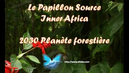 Changer le monde EL4DEV - Le Papillon Source Inner Africa - Parc à thème éducatif
