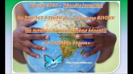 Comment changer le monde - EL4DEV - Le Papillon Source Inner Africa - 9 Milliards de personnes
