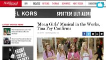 Tina Fey Confirms 'Mean Girls' Musical