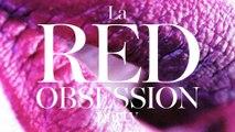 RED OBSESSION PARTY : L'Oréal Paris voit rouge