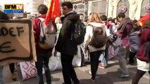 Manifestations contre la loi Travail: à Marseille et Toulouse aussi, la jeunesse se mobilise