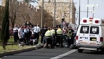 Ataques palestinos en Jerusalén y Cisjordania