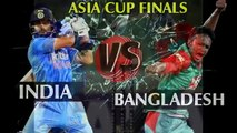 India Win Asia Cup T20 final 2016 By 8 wicket VS vs Bangladesh