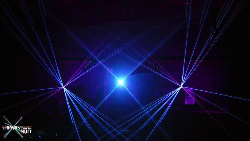 Démo show laser 2
