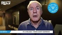 Les clés du match Chelsea PSG avec Luis