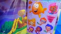 Bubble Guppies - 1,2,3… Color Molly, Gil, Goby, Deema, Oona