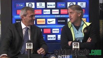 MANCINI A CM - VIDEO1 'Io resto all'Inter, ho fiducia in Thohir'