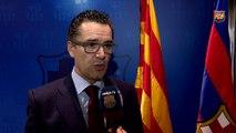 Declaración portavoz Josep Vives sobre Comisión Antiviolencia