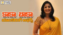 Jhansi Impressed Balakrishna