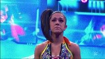 NXT Women's Championship: Charlotte © vs. Bayley vs. Sasha Banks vs. Becky Lynch