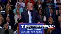 Trump addresses Nazi salute questions