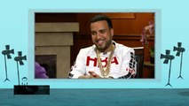 French Montana Talks New Album, Movie and The Feud Between Kanye West and Taylor Swift : Sneak Peek
