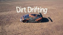 RC Drift Cars - Dirt Drifting (HSP Flying Fish)