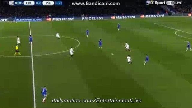 Chelsea 1st BIG Chance - Chelsea 0-0 PSG Champions League