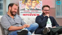 Could This Be Seth Rogen and Evan Goldberg Next Project?