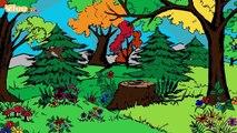 Cucù cucù grida dal bosco Kuckuck, kuckuck rufts aus dem Wald Yleekids