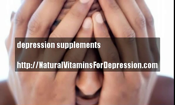 depression supplements